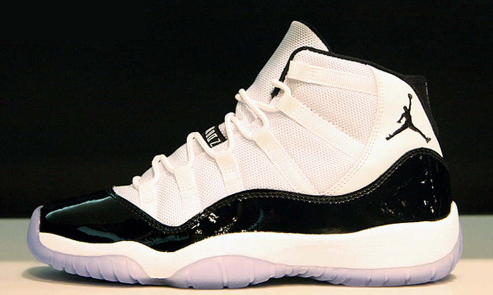 Air Jordan XI Concord White/Black-Dark Concord