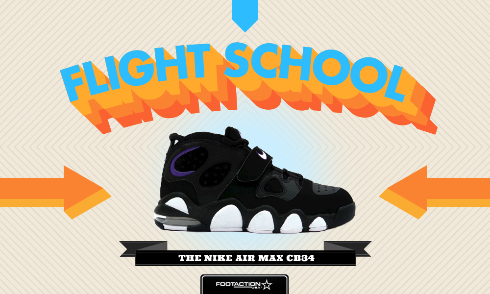 buy popular b0b81 f4c07 Flight School  Nike Air Max CB34. nikeairmaxcb  cb  cb2
