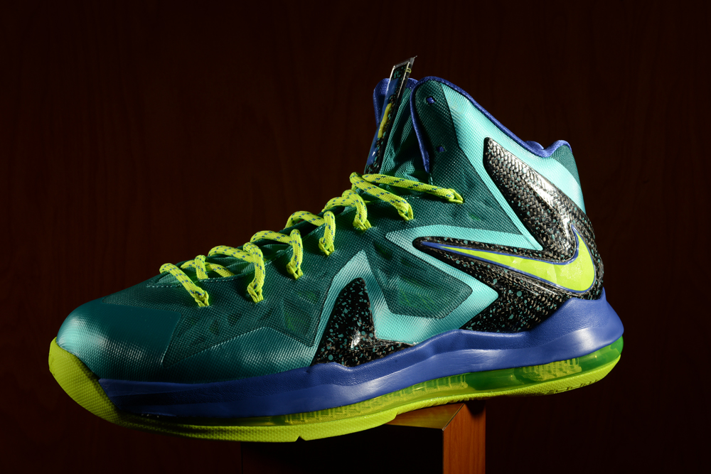 439152ae7a9e Nike sales estimates were just released for the previous year this past  week. And it s interesting to note that King James (approx.