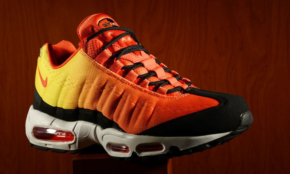 c2dbcedcee ... usa nike air max 95 em sunset pack am1 a664d b8997