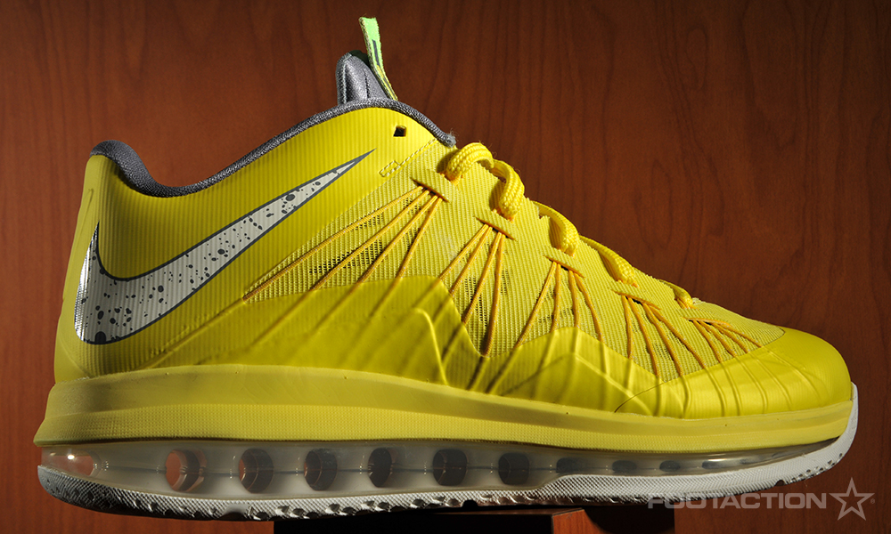 461c1b7e2d ... Nike Air Max LeBron X Low Sonic Yellow - Footaction Star ClubFootaction Star  Club ...