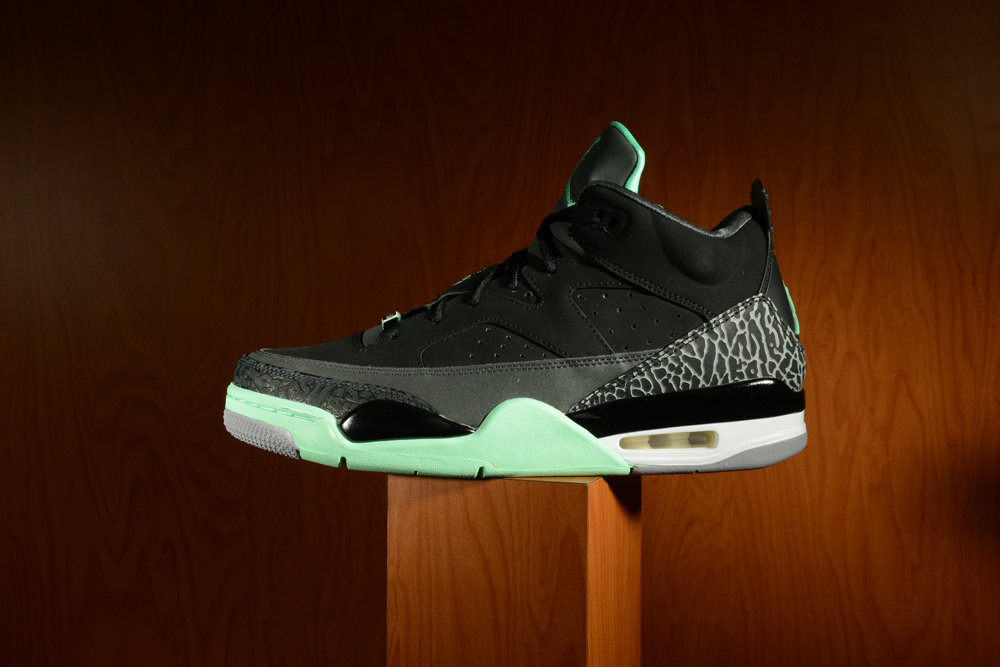 "finest selection 29f25 f0b53 Jordan Son Of Mars Low ""Green Glow"". 800 3339A  800 3342A  800 3355A   800 3365A"