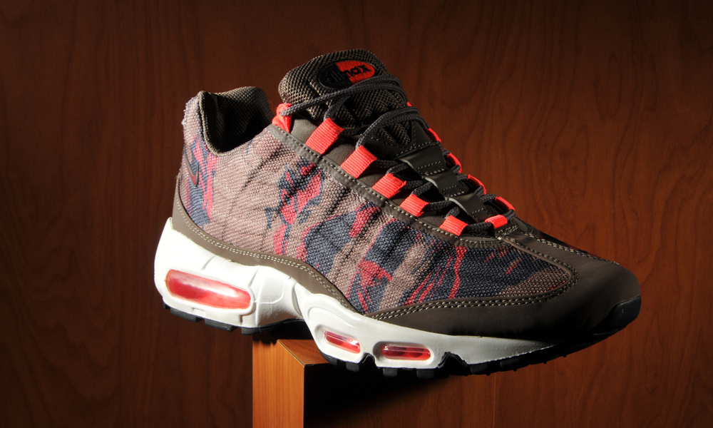 fba74034bc Nike Air Max 95 Camo - Footaction Star ClubFootaction Star Club