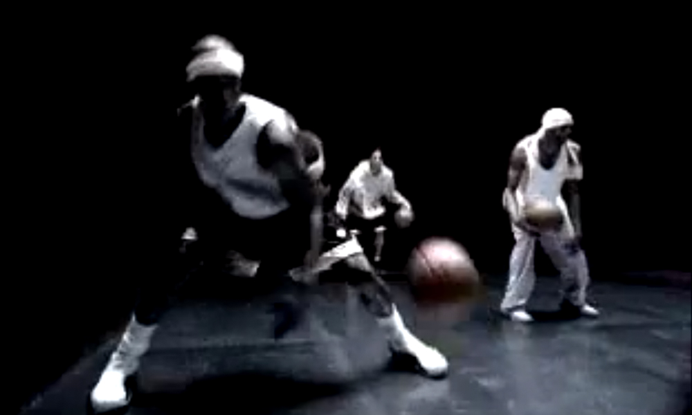 nike basketball freestyle commercial
