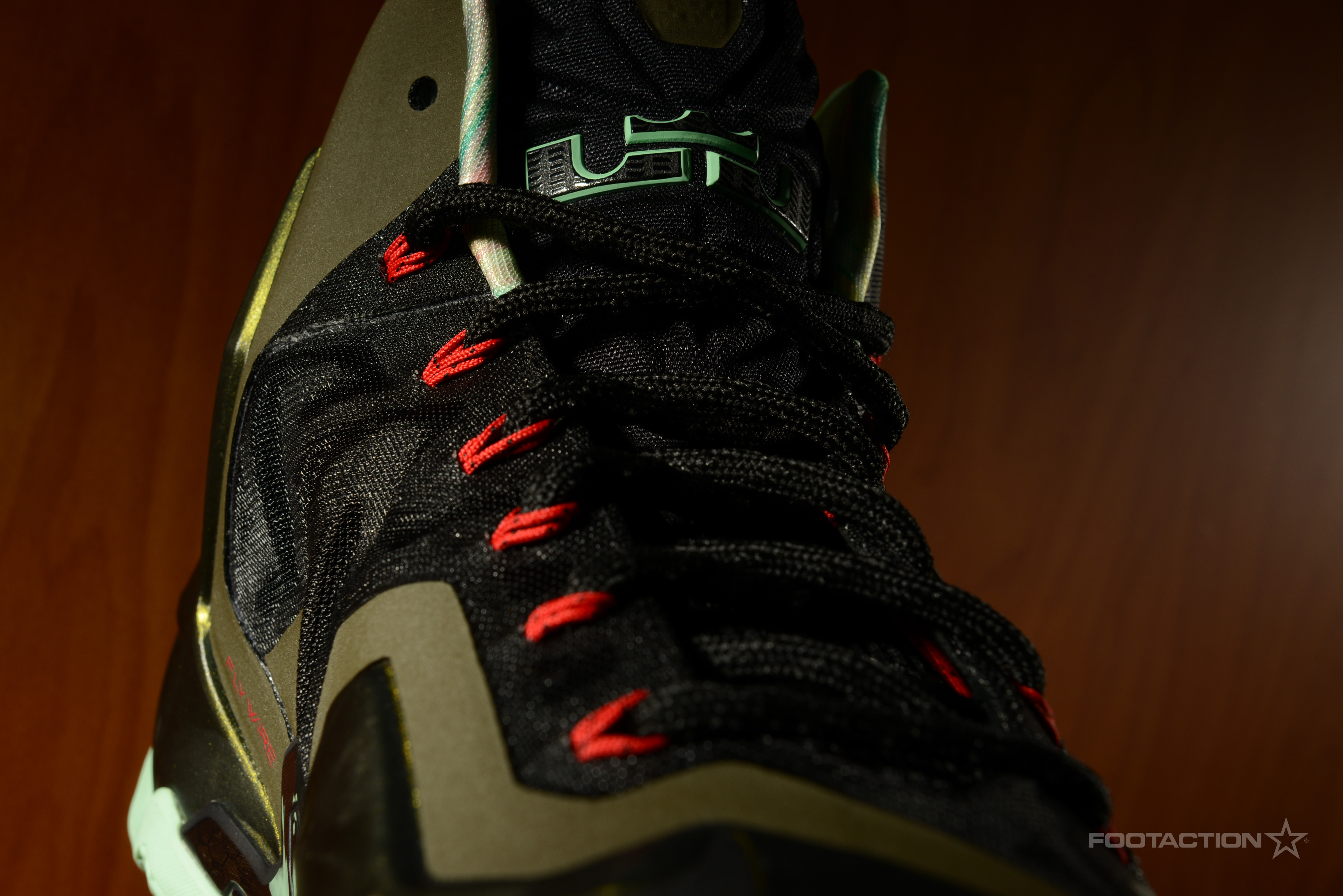 """best website b0a25 4201e The Nike Lebron XI """"King s Pride"""" is the first colorway that will kick off  the latest line from the Nike s very own poster boy, LeBron James."""