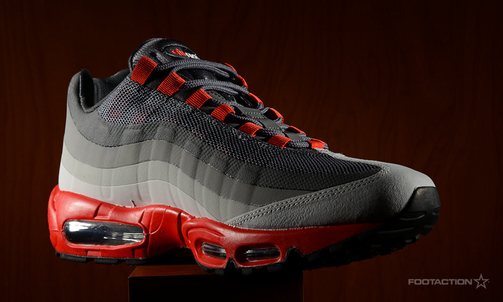 844269c4c46 The Nike Air Max 95 No Sew is a sneaker that comes in three varying  colorways. In 1987