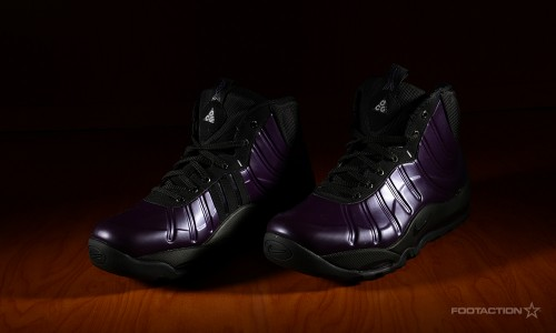 "big sale 38a0b 0cec0 Nike ACG Air Max Foamposite Bakin Boot ""Eggplant""Footaction Star Club"