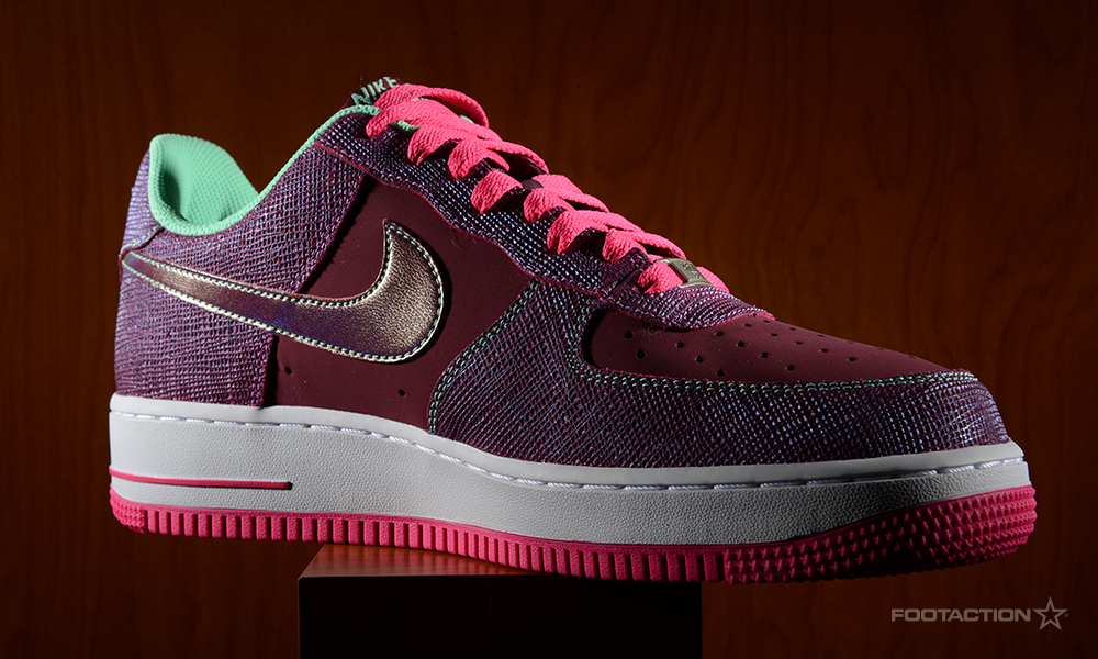 low priced 76931 9bcb1 Nike Air Force 1 Low CherrywoodFootaction Star Club