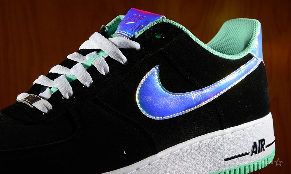 Nike Air Force Green Glow