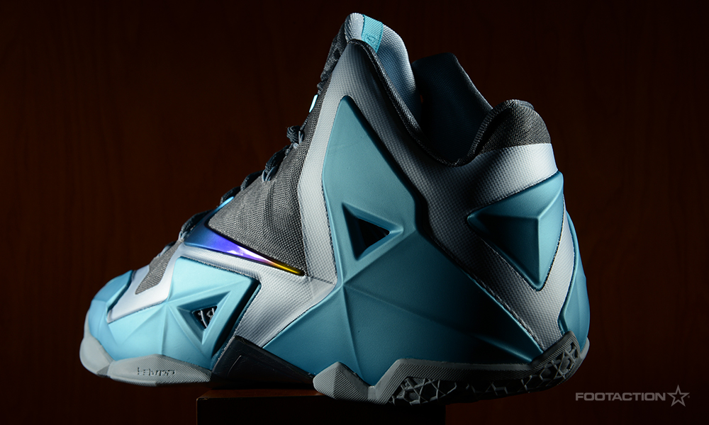 "Nike LeBron XI ""Gamma Blue""Footaction Star Club"