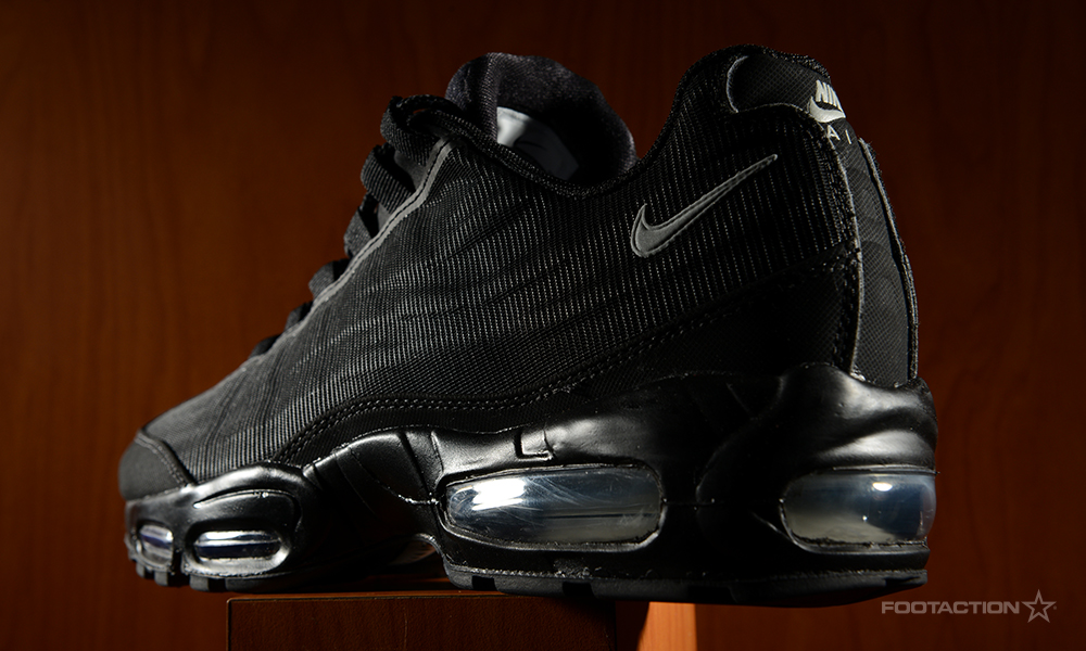 Air Max 95 All Black Reflective