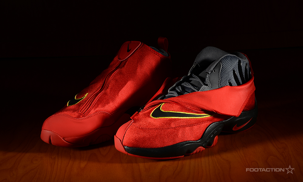 """sports shoes 33af7 f22e8 Nike Air Zoom Flight The Glove """"Miami Heat"""""""