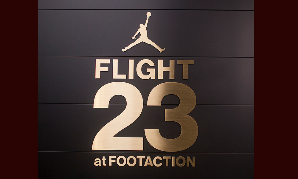 17cd4599a21370 Flight 23   Footaction Grand Opening - Footaction Star ...