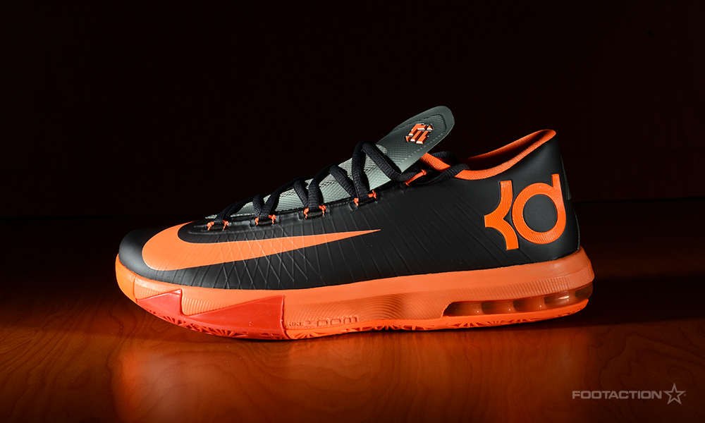 "factory authentic 00749 92dcd The Nike KD VI ""Neutral"" is a new colorway of the latest Kevin Durant  signature shoe. The bright Total Orange Swoosh, midsole and KD branding  provides the ..."