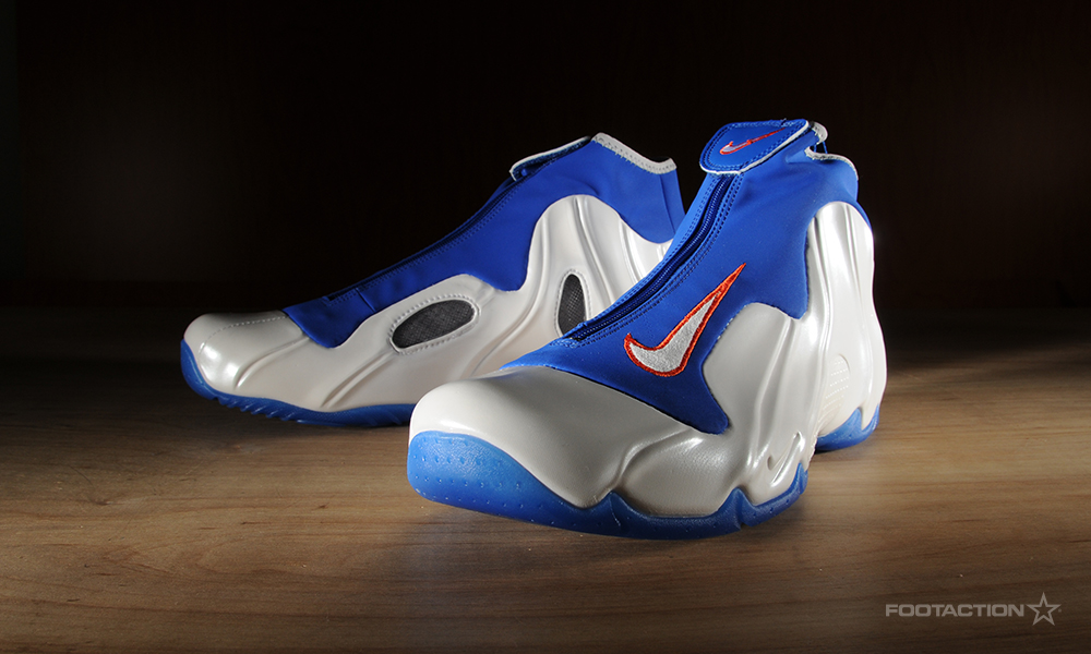 the best attitude 26e94 39e38 Nike Air Flightposite 2014 White Game Royal Team Orange.  FA-FlypositeWhiteBlueOrange- ...