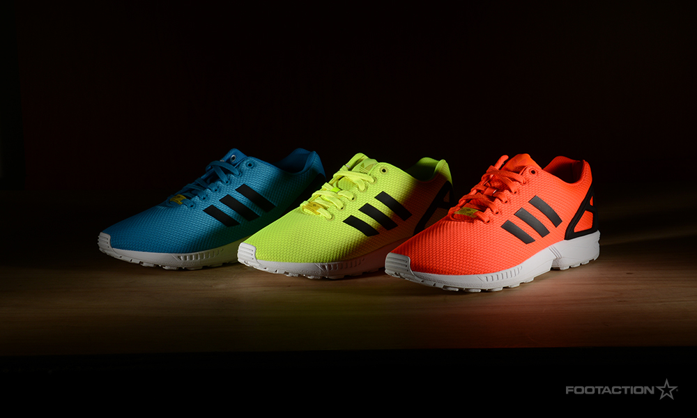 adidas zx flux infrared 340343fa9d0a