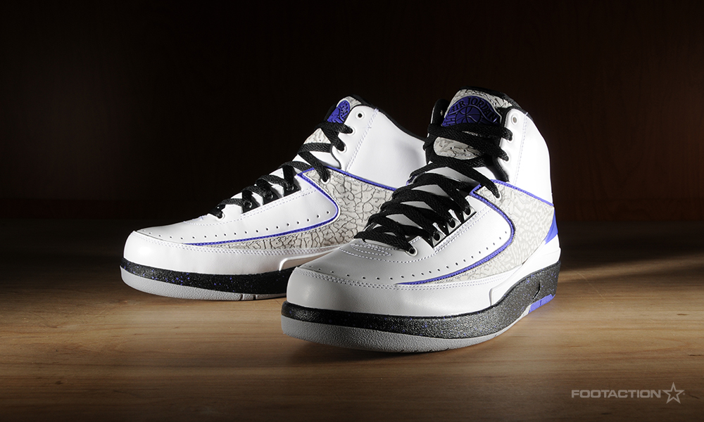 "sports shoes 3ca56 47057 Air Jordan 2 Retro ""Dark Concord"". FA-AJ2DarkConcord- ..."