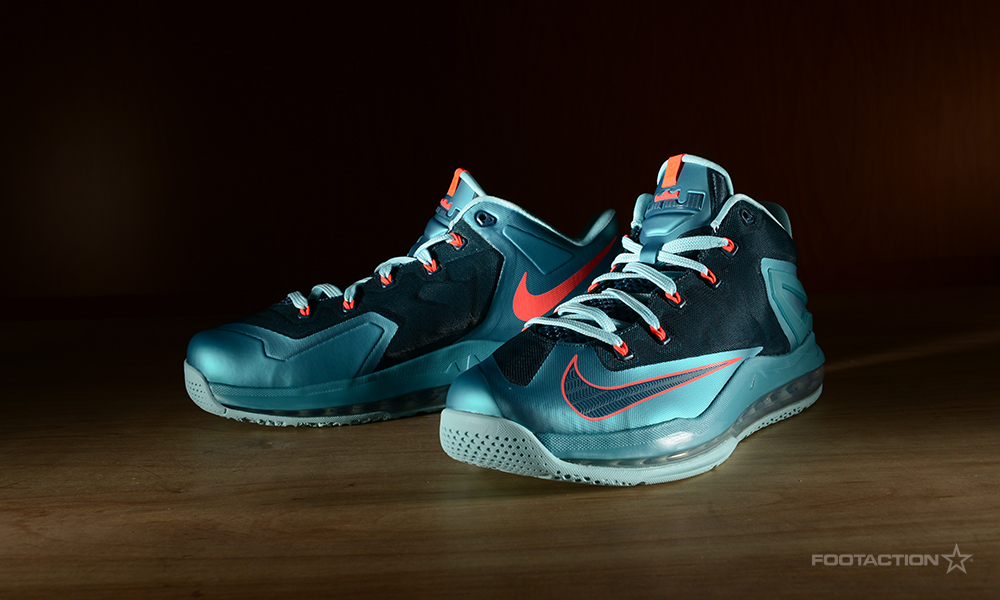 hot sale online a6b04 89d07 Nike LeBron 11 Max Low  Turbo Green . FA-AirMaxLeBron11LowTG- ...