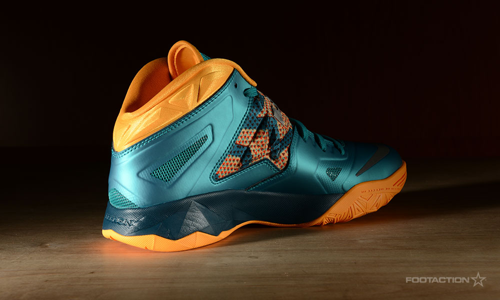 finest selection 0c4ba fd35c Nike Zoom Soldier 7 Turbo Green Atomic Mango Nightshade.  FA-NikeZoomSoldier7-1  FA-NikeZoomSoldier7-2  FA-NikeZoomSoldier7-3 ...