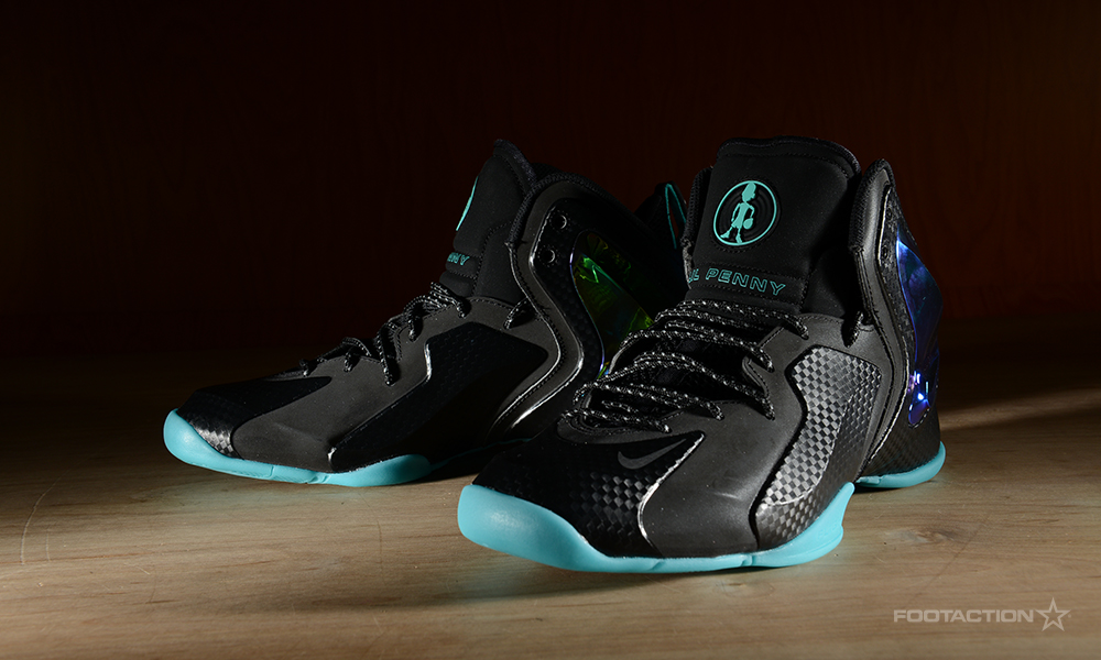 promo code d58fa 449a7 Nike Lil Penny Posite  Hyper Jade . FA-LilPennyHyperJade- ...