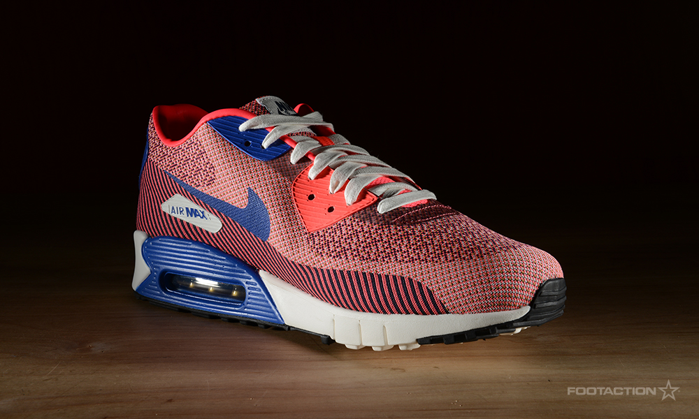 Nike Air Max 90 Jacquard 'Mercurial Collection'Footaction