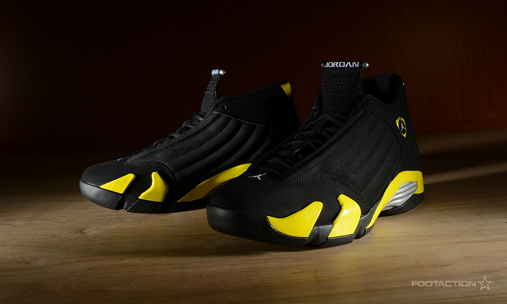 air jordan 14 vibrant yellow