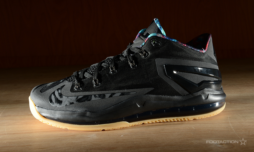 cheap for discount 14ce1 1635b Nike LeBron 11 Low Black Gum. FA-LeBron11LowBlackGum-9   FA-LeBron11LowBlackGum-8  FA-LeBron11LowBlackGum-7 ...