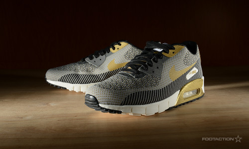 Nike Air Max 90 Jacquard GoldFootaction Star Club