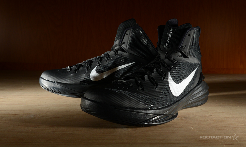hyperdunks black