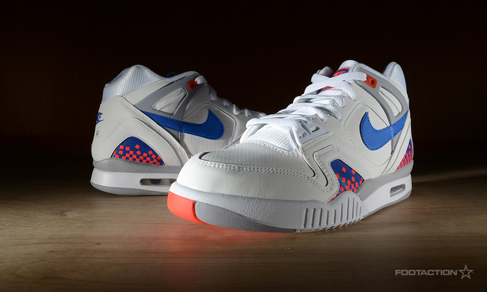 the best attitude 59564 3160c The Nike Air Tech Challenge II is a Tinker Hatfield-designed and Andre  Agassi-endorsed sneaker that is now arriving in another original colorway   ...