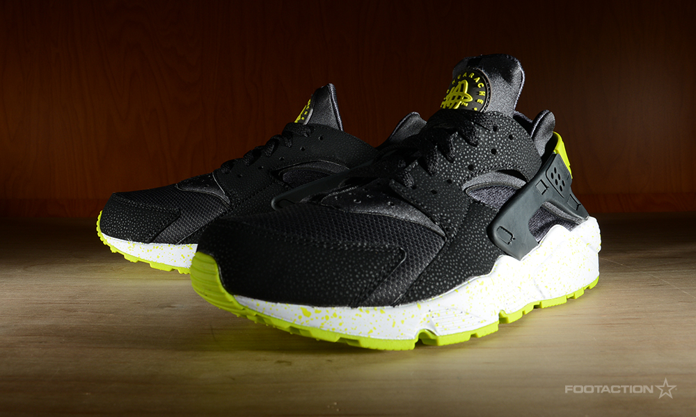 outlet store ffdaa 657a5 Nike Air Huarache Venom Green