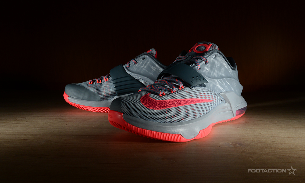 online retailer c299b 94fd1 Nike KD VII 'Calm Before The Storm'Footaction Star Club