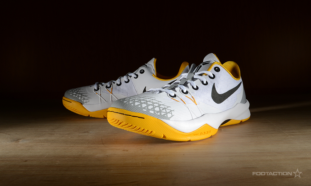 low priced cadf8 f2cc6 Nike Zoom Kobe Venomenon 4 White Black Gold. FA-NikeZoomKobeVenomenon4- ...