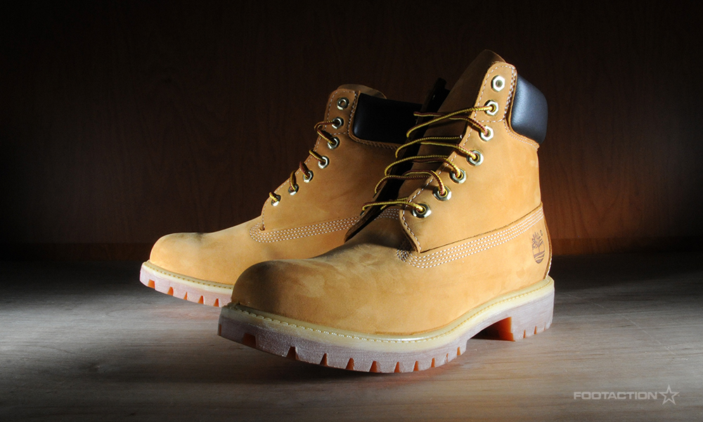 Footaction Timberland 6 Inch Wheat 3