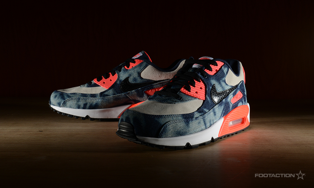 best authentic 25ed3 e4f15 Nike Air Max 90 DenimFootaction Star Club