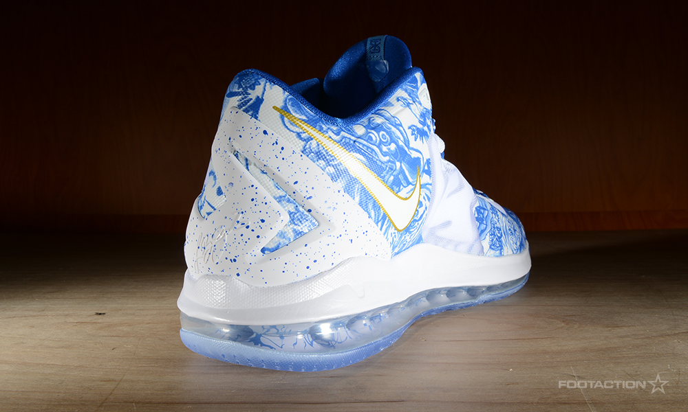 Nike Lebron 11 Low Chinafootaction Star Club
