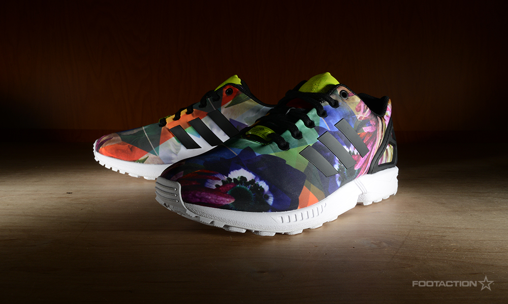 low priced 0a107 a81c3 adidas Originals ZX Flux Floral. FA-ZXFluxFloral- ...