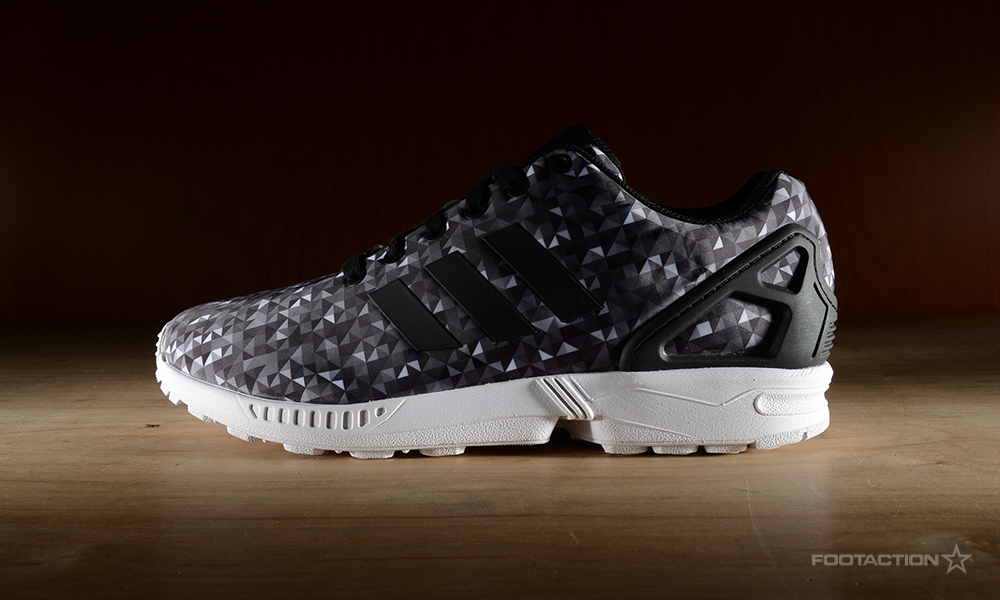 Adidas Flux White Grey