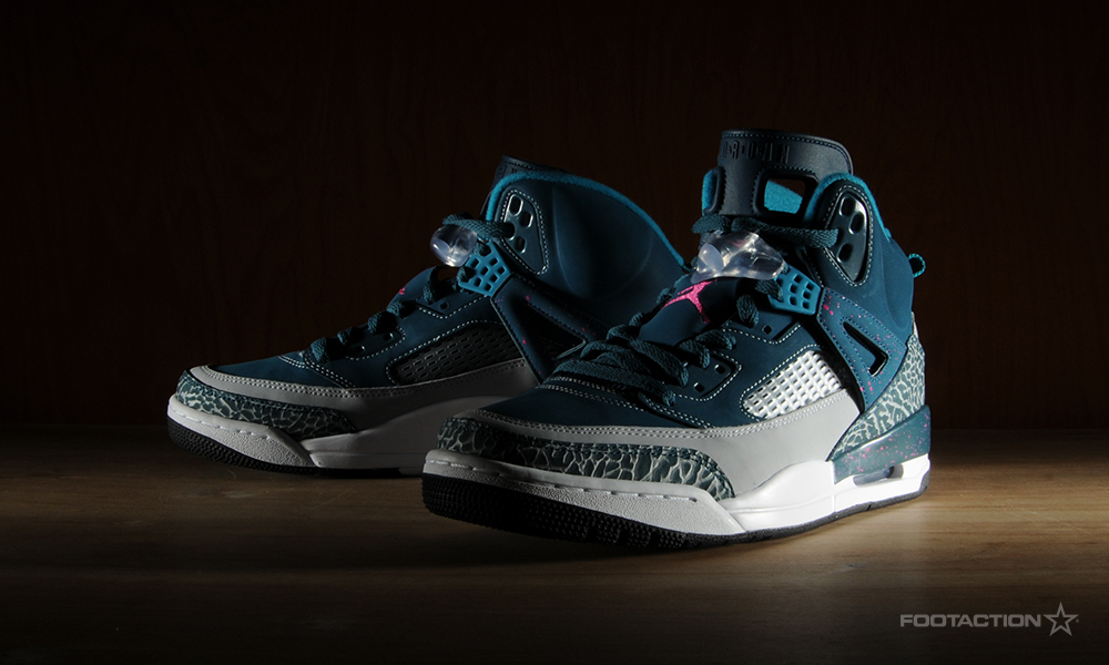 on sale e7a30 2e3b1 Jordan Spizike  Space Blue