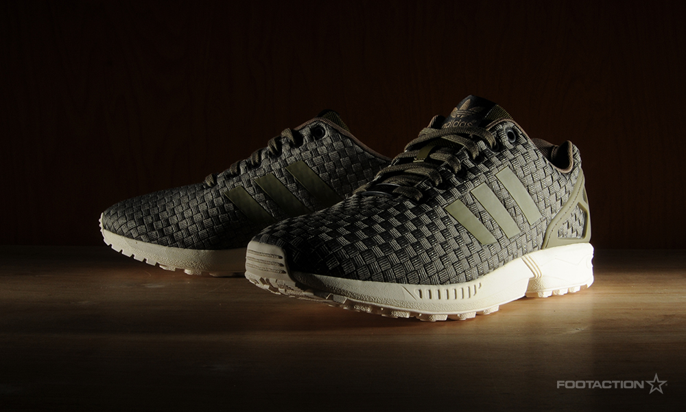 low cost 9abd7 7dca2 adidas ZX Flux Reflective WeaveFootaction Star Club