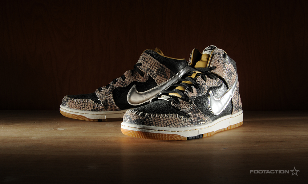 best loved cd952 3054a If you re looking for an interesting sneaker to add to your closet, look no  further than the Nike Dunk CMFT Premium Black Silver Sail that s draped in  ...