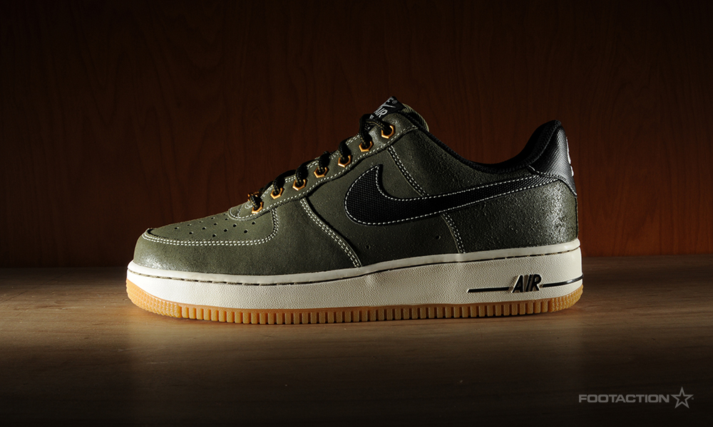 nike air force 1 oliv