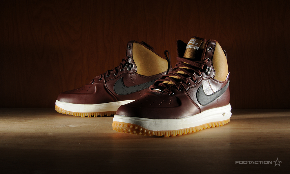 Nike Lunar Force 1 Sneakerboot Barkroot Brown. NikeLunarForce1Sneakerboot-  ... 4c3337908d