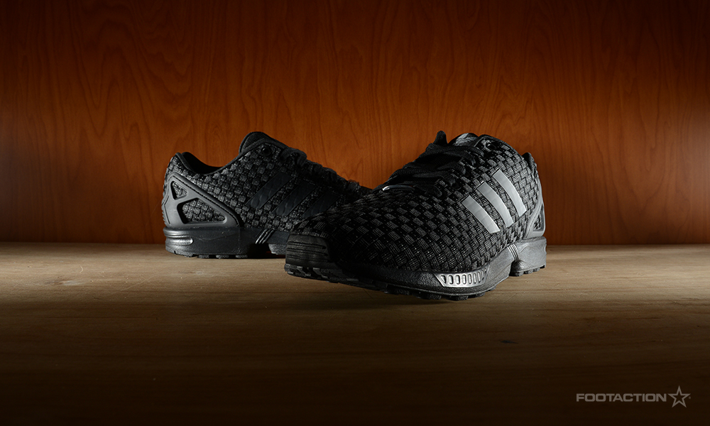 Adidas Zx Flux Reflective Weave