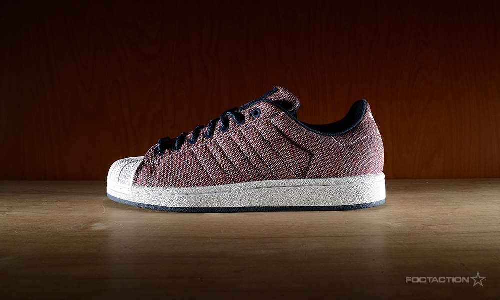 adidas Originals Superstar Woven Navy/Red. aOSuperstarWovenNavy-7; aOSuperstarWovenNavy-6; aOSuperstarWovenNavy-5 ...