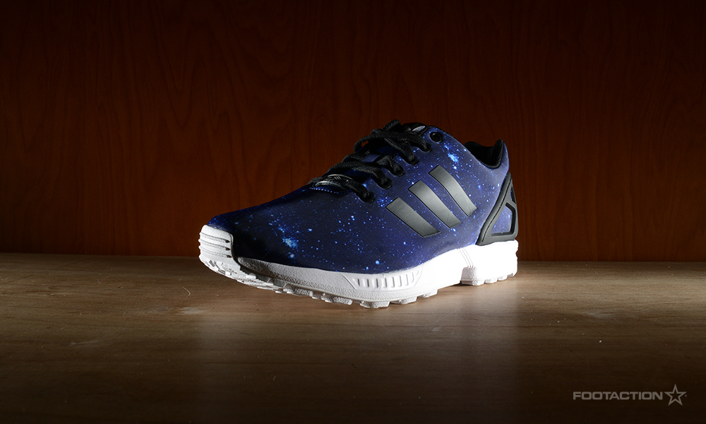 Adidas Zx Flux Galaxy Space