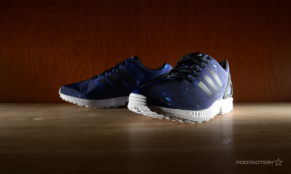 premium selection 22db9 f7128 adidas Originals ZX Flux  Galaxy