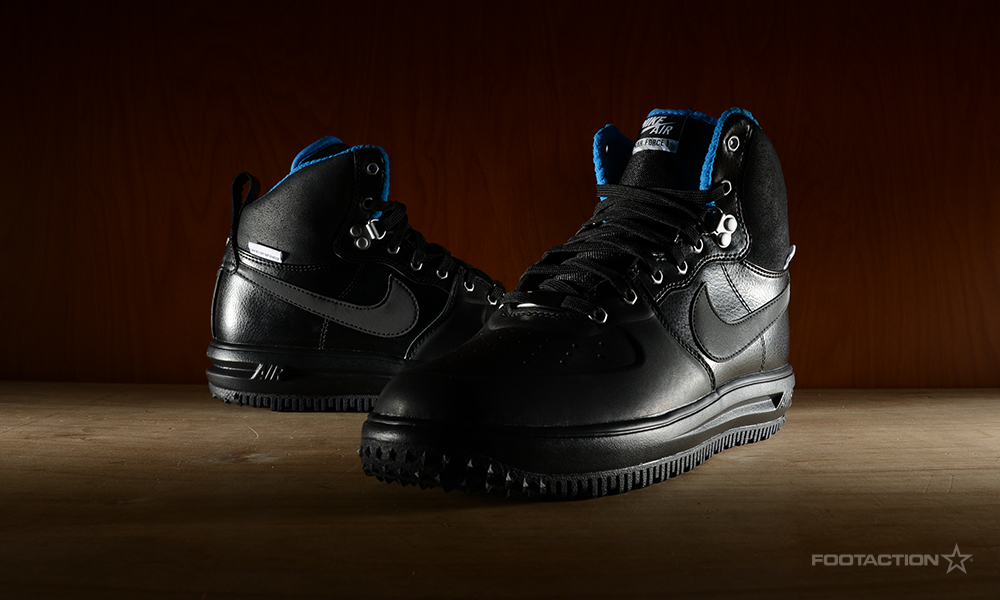Nike Lunar Force 1 Sneakerboot Black Metallic Silver. lunarsneakerboot-7   lunarsneakerboot-6 ... 797d261342