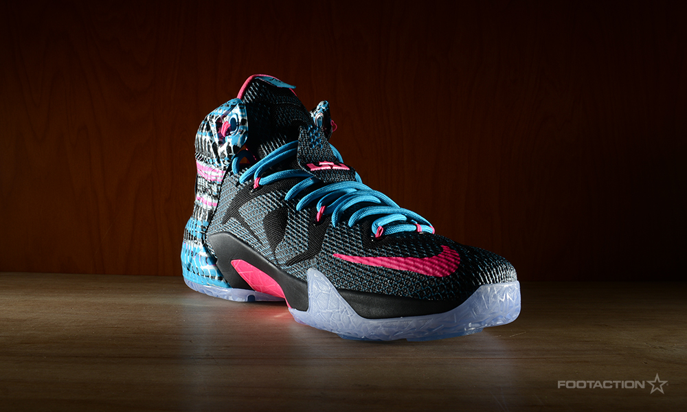 designer fashion afe8f 6e036 ... 23 chromosomes. more e015d 57e1a  germany the latest colorway of the lebron  12 is inspired by his superhuman ability with a