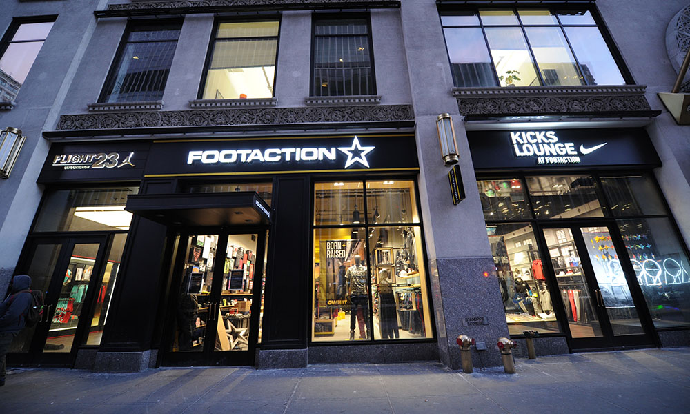 Footaction Flagship 1